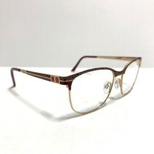 Cazal MOD 4257 Col 001Titanium  Eyeglasses New